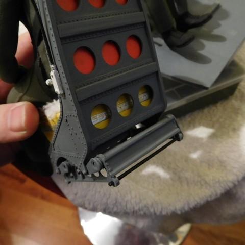 DSCN0982.JPG Download STL file Vario Lynx 1:8 scale cockpit interior. • Template to 3D print, tahustvedt