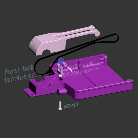 MKUltra-assembly07.jpg Download free STL file Mk Ultra - 3D printable 1/10 4wd buggy • Object to 3D print, tahustvedt