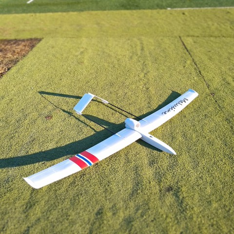 Download 3D printing files Melusine - 3D printed electric glider and FPV platform, tahustvedt