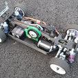 Télécharger plan imprimante 3D gatuit Veltro - 1/10 châssis de voiture de rallye/tourisme, tahustvedt