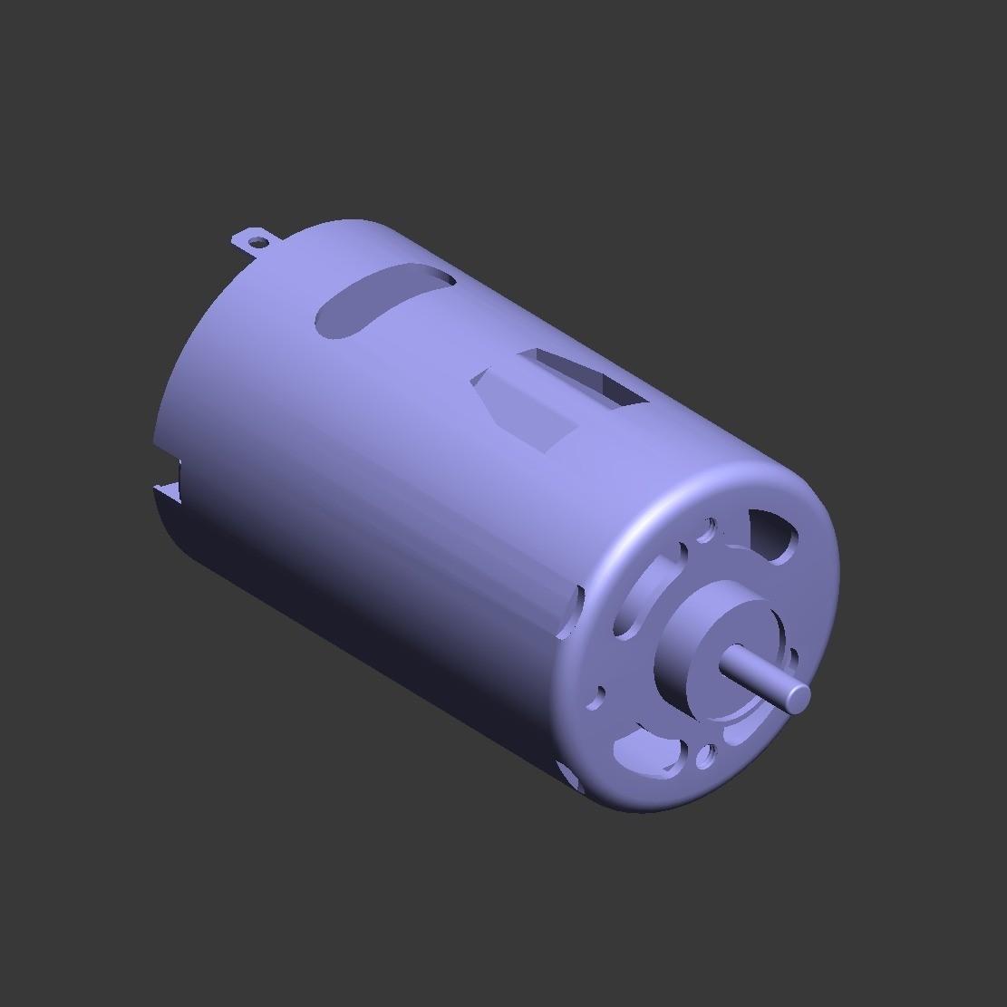 550.jpg Télécharger fichier STL gratuit 540 et 550 moteurs. • Plan pour imprimante 3D, tahustvedt