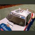Download free 3D printer templates Team BlueGroove 1/9 Porsche 959 accessories - and MK Ultra adapters, tahustvedt
