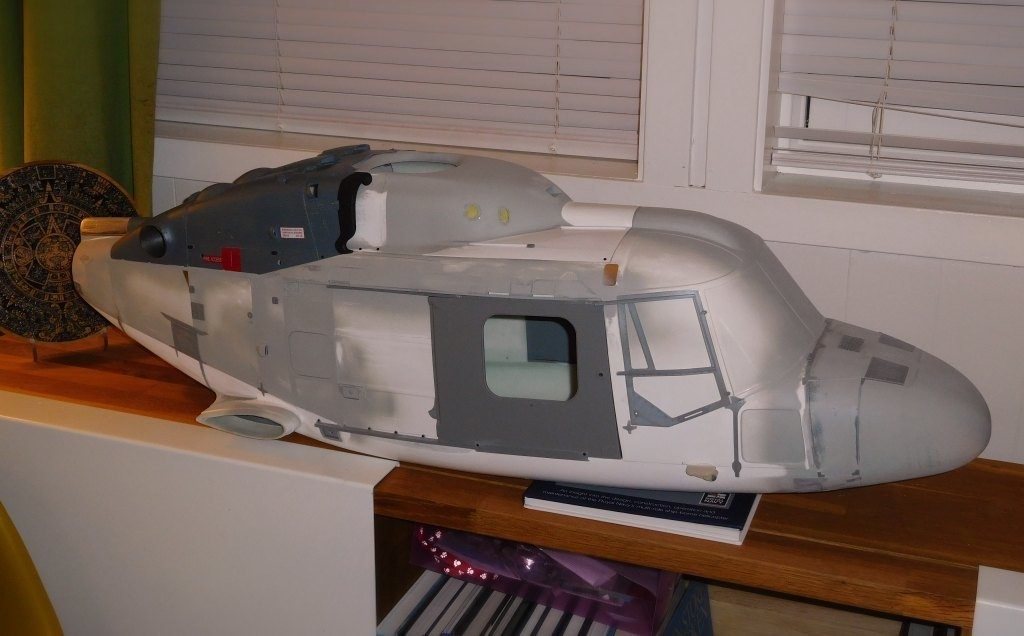 DSCN0928.JPG Download STL file Vario Lynx 1:8 scale cabin and cockpit doors. • Design to 3D print, tahustvedt