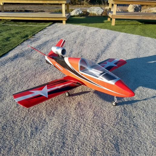 Imprimir en 3D gratis Barquilla 3D imprimible EDF para los modelos VQ Hornet SubSonex (+ otros accesorios), tahustvedt