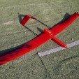 Download 3D printing files Melusine - 3D printed electric glider and FPV platform, tahustvedt