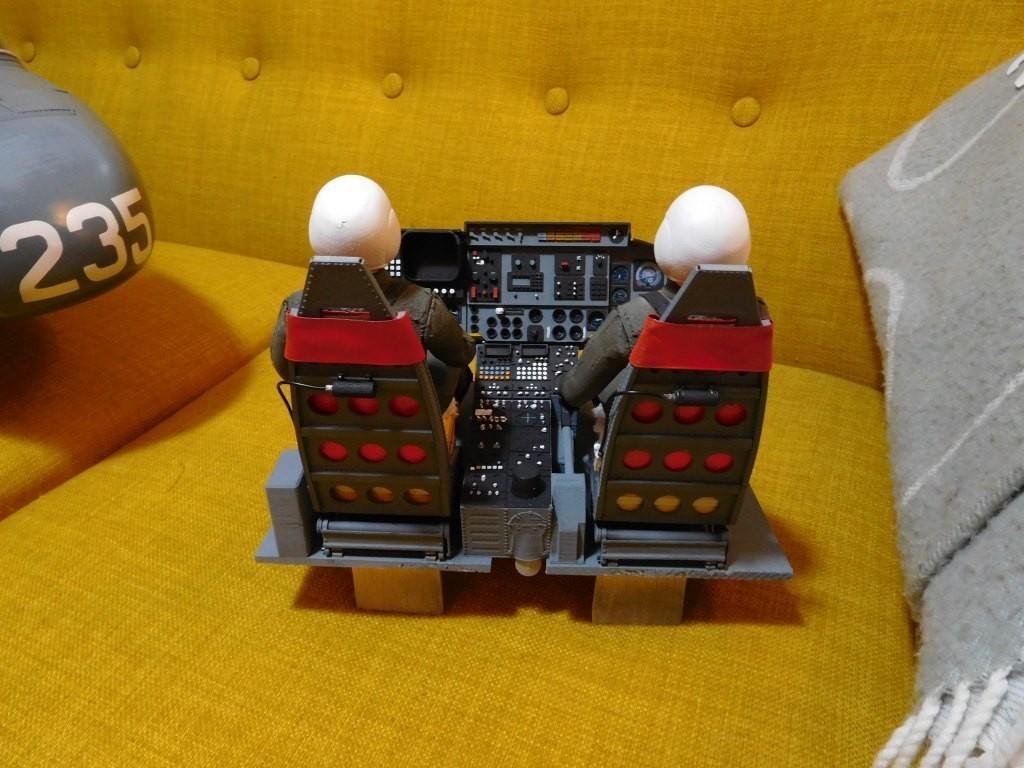 DSCN0994.JPG Download STL file Vario Lynx 1:8 scale cockpit interior. • Template to 3D print, tahustvedt