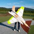 Descargar diseños 3D gratis BETA - Chorro gigante para 145 mm EDF - MIR-25 Boxfat, tahustvedt