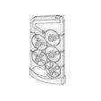 Download free STL file Pocket Downfall - 10 de chute de poche • Design to 3D print, lipki