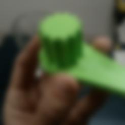 Télécharger fichier imprimante 3D gratuit jup #2 [outil pour mixeur], lipki