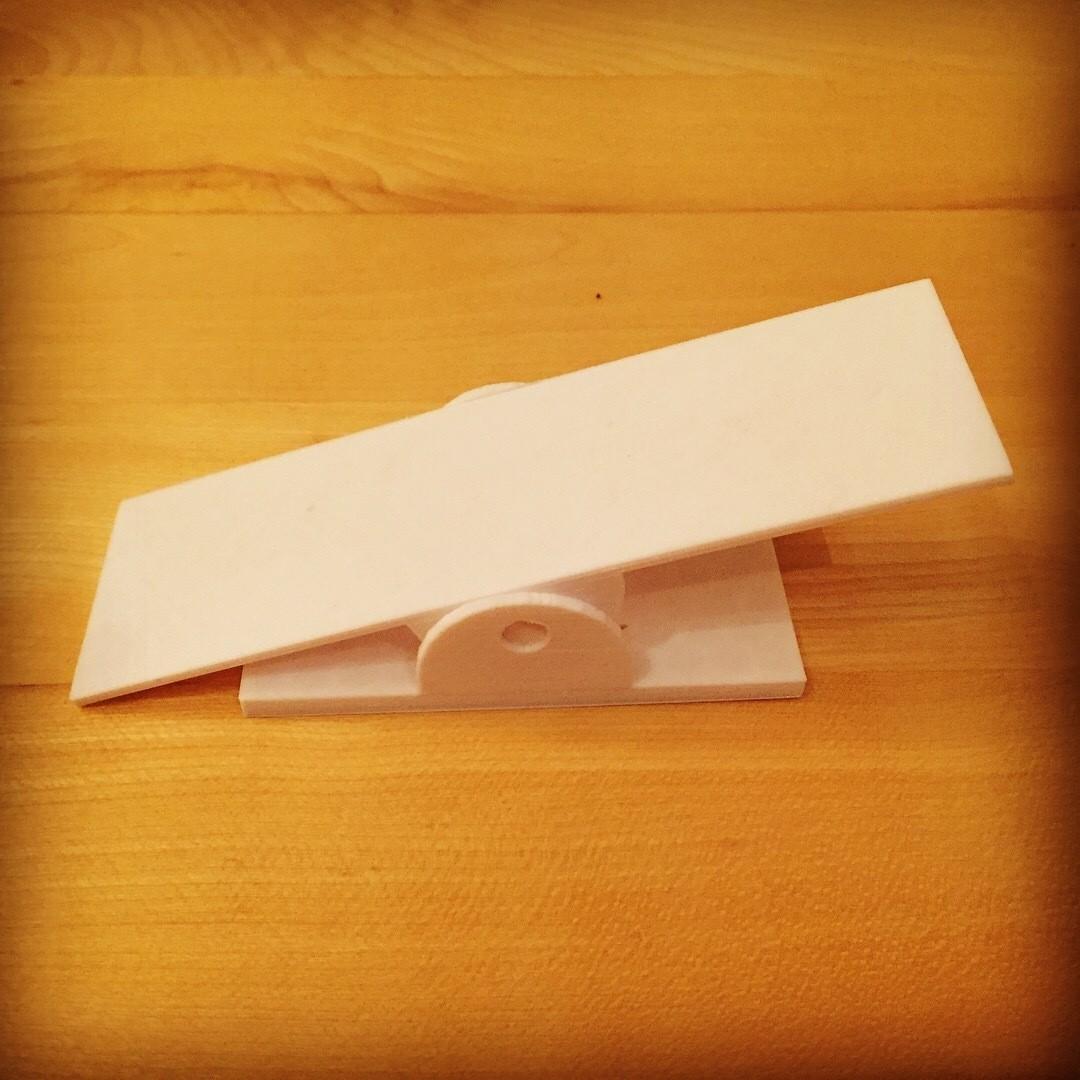 IMG_5940.JPG Download free STL file Mouse Slide • 3D print template, pullrich