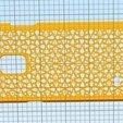 Download STL file FOUNDA NOTE 4, SAMNSUNG NOTE 4 COVER • 3D printable design, DelaTorre
