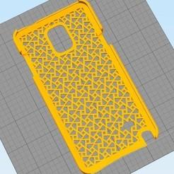Télécharger plan imprimante 3D NOTE 4 NOTE 4 COUVERTURE Samnsung, DelaTorre