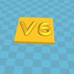 Download STL file Logo v.6 • 3D printer template, snoupypop