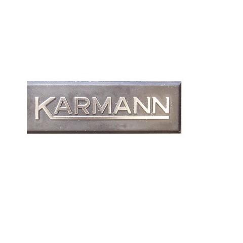 Download STL file Logo karmann for wv • 3D print design, snoupypop