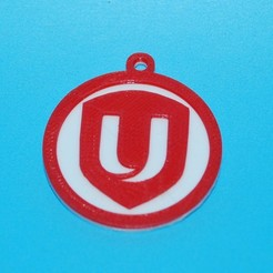 Download free STL Unifor Keychain, snagman