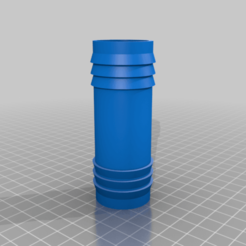 Download free 3D model 16mm x 16mm, snagman