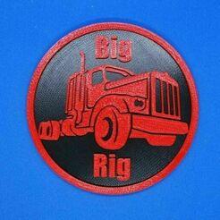 DSC_0330sm.JPG Télécharger fichier STL gratuit Le grand huit des camions de forage • Plan imprimable en 3D, snagman