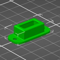 Skjermbilde 2020-12-29 kl. 18.03.54.png Download STL file Multiplex single wallmount MPX • 3D printing model, Affas