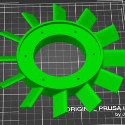 Skjermbilde 2020-12-29 kl. 18.11.22.png Download STL file Top RC FW 190 Spinner • 3D print template, Affas