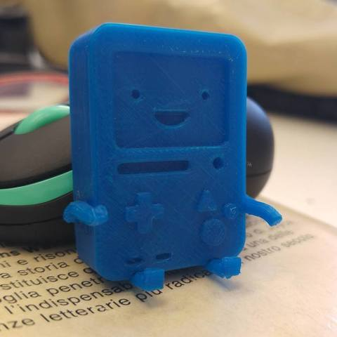 Stl files adventure time bmo cults stl files adventure time bmo miriams malvernweather Gallery