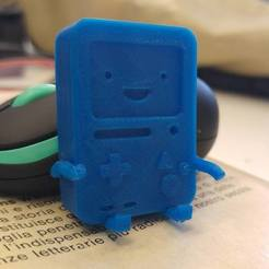 12524265_10207881312022815_4248398335337896490_n.jpg Descargar archivo OBJ Adventure Time BMO • Plan para imprimir en 3D, MiriamS