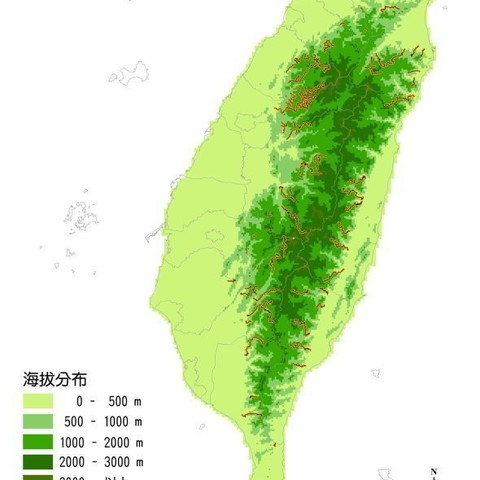 b54bcb63e1df089dec6e1b9824e1638c_display_large.jpg Télécharger fichier STL gratuit Modèles topographiques de Formosa (Taiwan) • Objet à imprimer en 3D, Ing-Ki