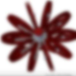 Download free STL file 3D PEN carousel (10 m sample) • 3D printing object, YAN-D