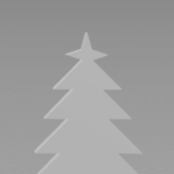 Free 3D print files Christmas tree, FLAYE