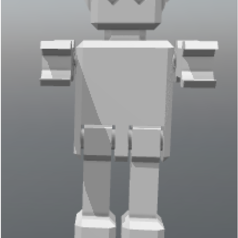 nnnnnnnnnnnnnnn.PNG Download free STL file ROBOT articulated • 3D printing template, FLAYE