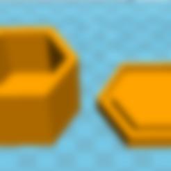 Télécharger fichier STL gratuit pot avec un couvercle  • Objet pour imprimante 3D, FLAYE