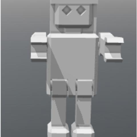 eeeeeeee.PNG Download free STL file ROBOT articulated • 3D printing template, FLAYE
