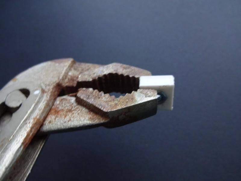 DSC02108.JPG Download STL file PVC drain pipe clamp 32-40-50 • Template to 3D print, chris_soleil