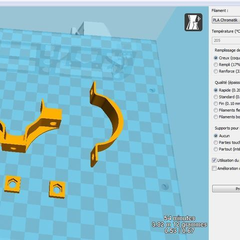 Capture 2.JPG Download STL file PVC drain pipe clamp 32-40-50 • Template to 3D print, chris_soleil
