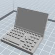 fondPC.png Télécharger fichier STL gratuit Ordinateur/computer • Plan à imprimer en 3D, danbo84