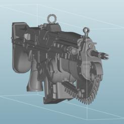 3.png Download STL file Lancer • 3D printing object, cinderjanus