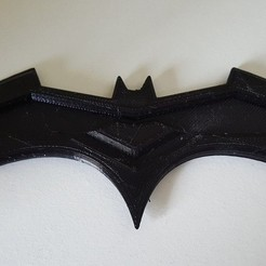 modelos 3d gratis Batarang simple, Joker