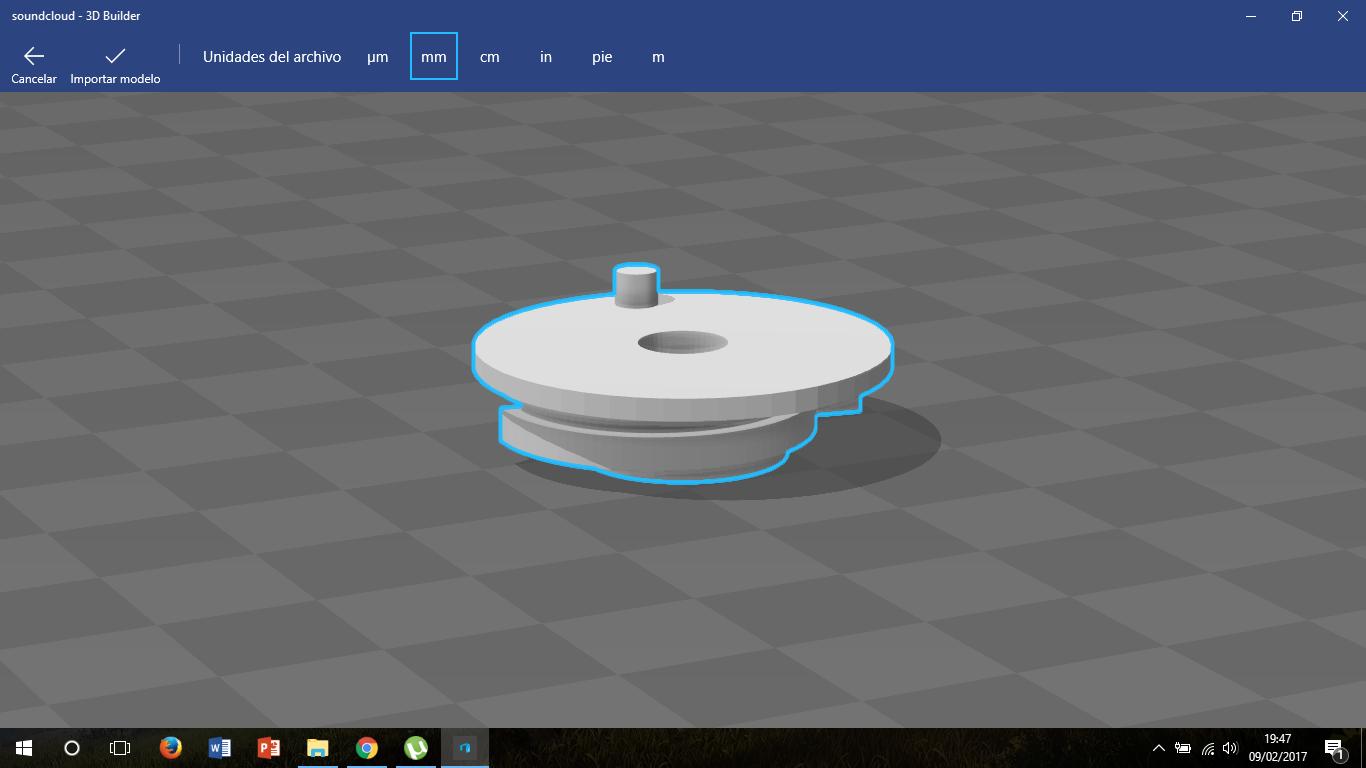 Captura de pantalla (26).png Download free STL file Assassin's Creed Hidden Blade • 3D print template, Joker