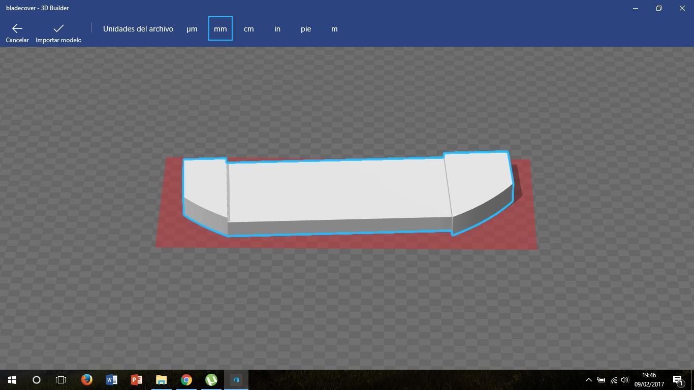 Captura de pantalla (19).png Download free STL file Assassin's Creed Hidden Blade • 3D print template, Joker