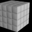 Download STL file 4x4 Rubik's Cube • Template to 3D print, Knight1341