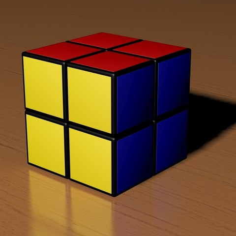 sale usa online buying new superior quality 2x2 Rubik's Cube