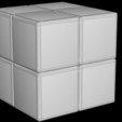 Fichier STL 2x2 Rubik's Cube, Knight1341