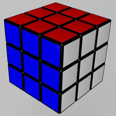 great fit premium selection size 7 3x3 Rubik's Cube