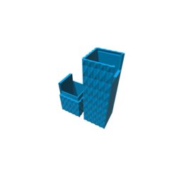 3d printer files Pencil Box, 3DBuilder