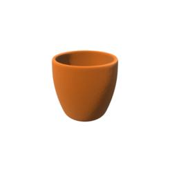 Modelo STL Cup, 3DBuilder