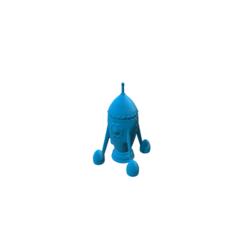 STL Fusée, 3DBuilder
