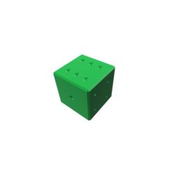 diseños 3d Dice, 3DBuilder