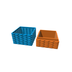Archivo STL Trinket Box, 3DBuilder