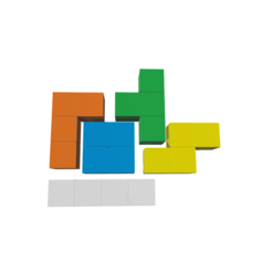 Archivos STL gratis Building Blocks, 3DBuilder