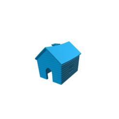modelos 3d House, 3DBuilder