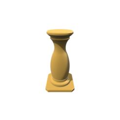 Archivo 3D Trophy Riser 6, 3DBuilder